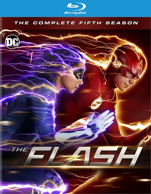 Flash, The: Complete Season 5 (BLURAY)
