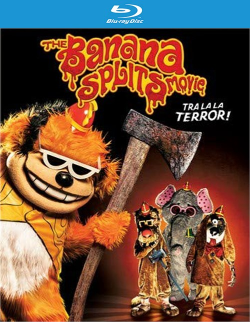 Banana Splits, The: The Movie (BLURAY/DIGITAL)