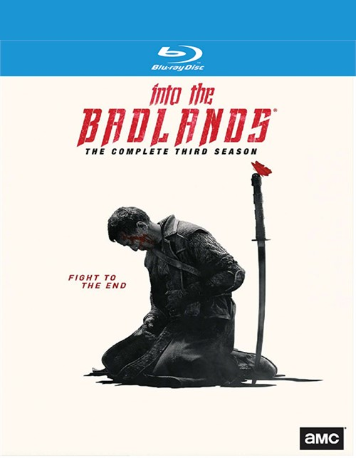 Into the Badlands: Season Three (BLURAY/DIGITAL)