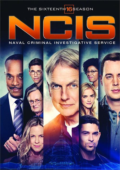 NCIS: The Complete Sixteenth Season