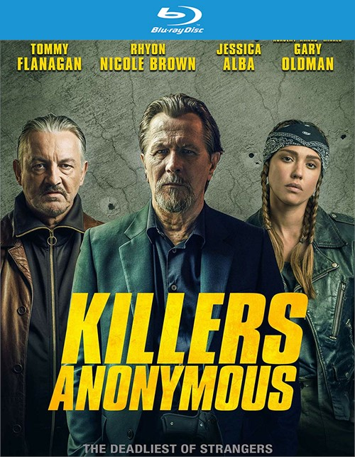 Killers Anonymous (BLURAY/DIGITAL)
