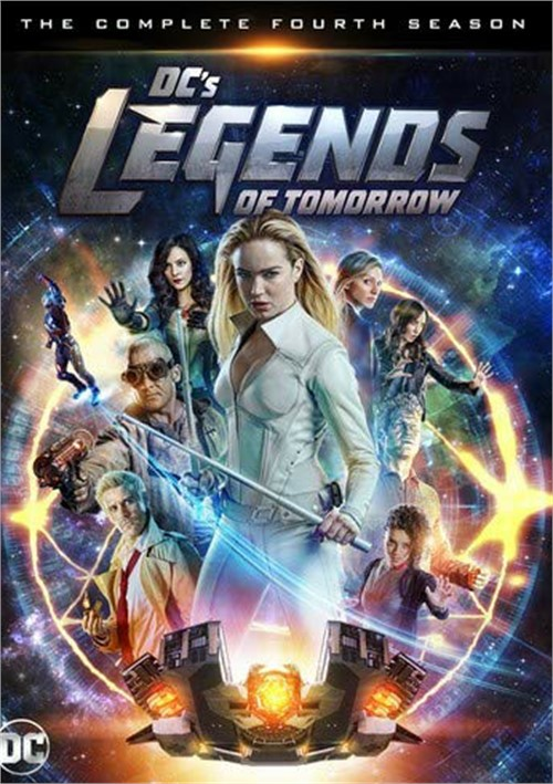DCs Legends of Tomorrow: The Complete Fourth Season