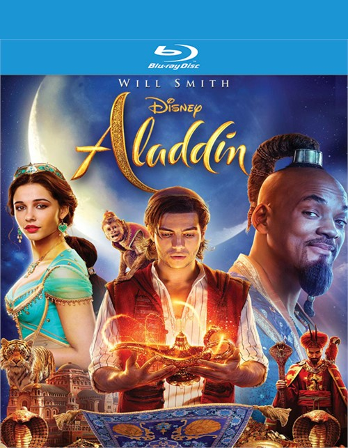 Aladdin (4K/BLURAY/DIGITAL)