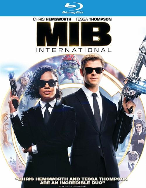 Men in Black: International (BLURAY/DIGITAL)