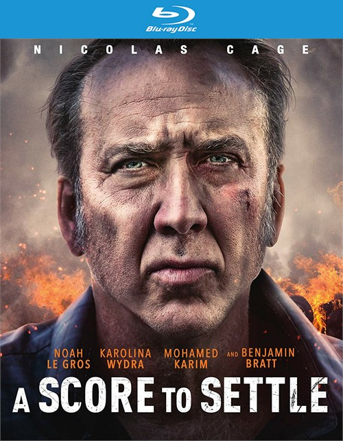 Score to Settle, A (BLURAY)