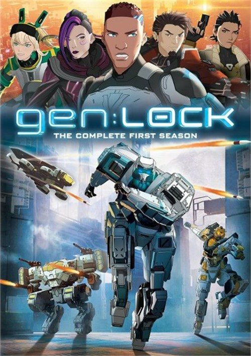 gen:LOCK: The Complete First Season