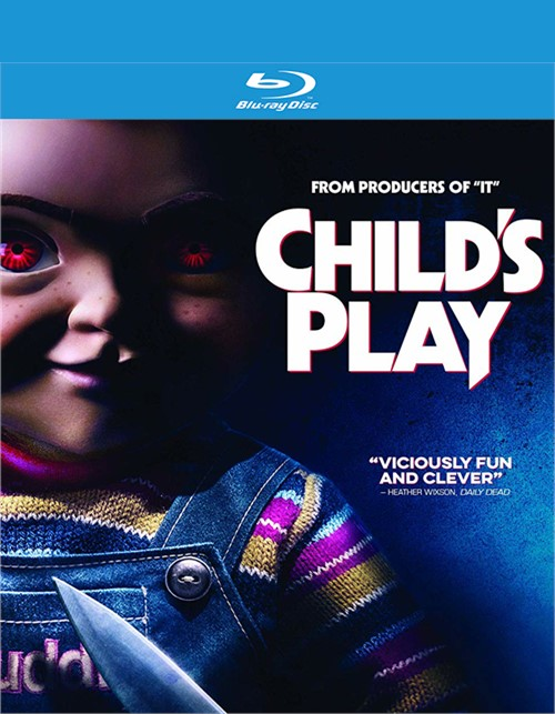 Childs Play (BLURAY/DIGITAL)