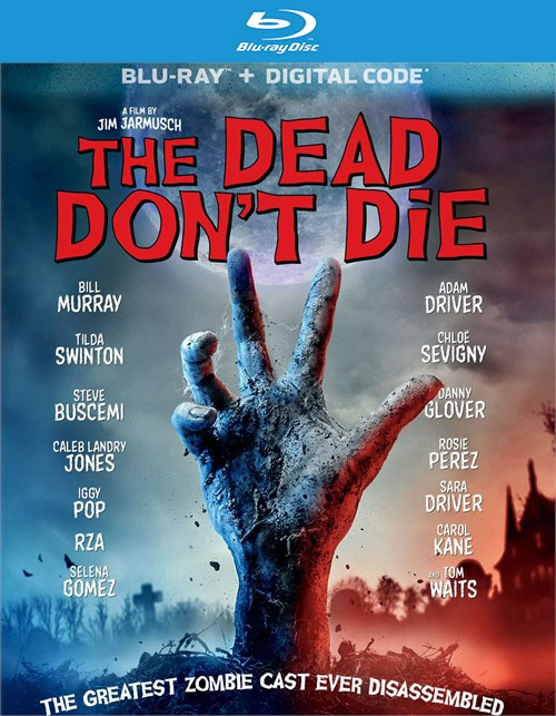Dead Dont Die, The (BLURAY)