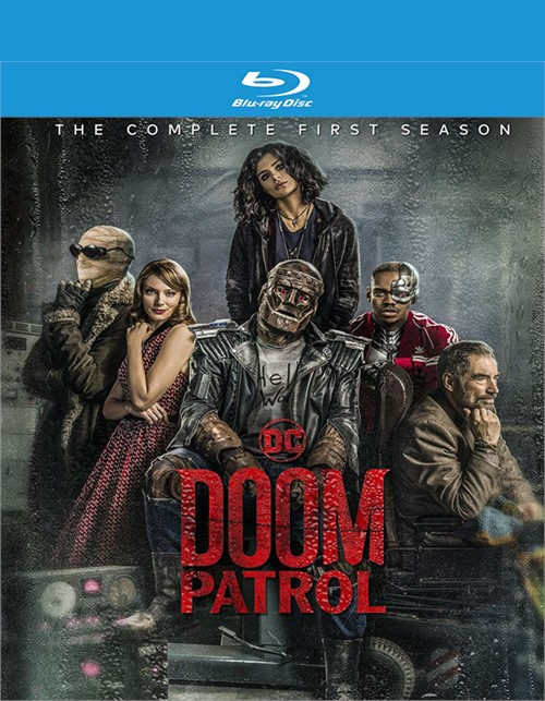 Doom Patrol: The Complete First Season (BLURAY)