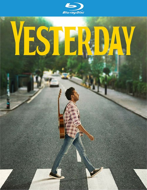 Yesterday (4K/BLURAY/DIGITAL)