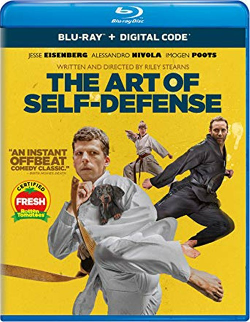 Art of Self-Defense (BR+Digital)
