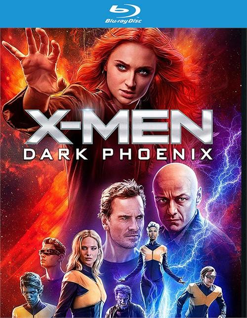 X-men: Dark Phoenix (BLURAY/DIGITAL)