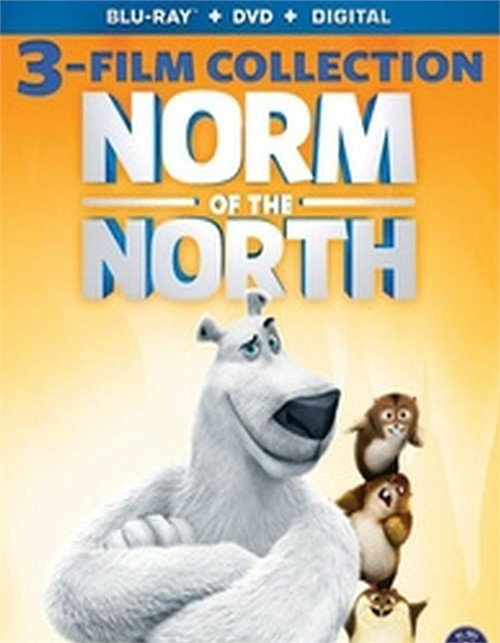 Norm of the North: 3-Film Collection (BR/DVD/W-DIGITAL)