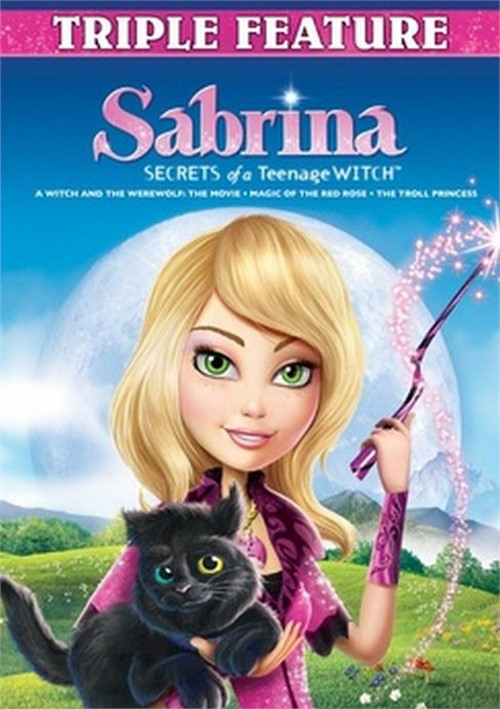 Sabrina: Secrets of a Teenage Witch 3-Film Collection
