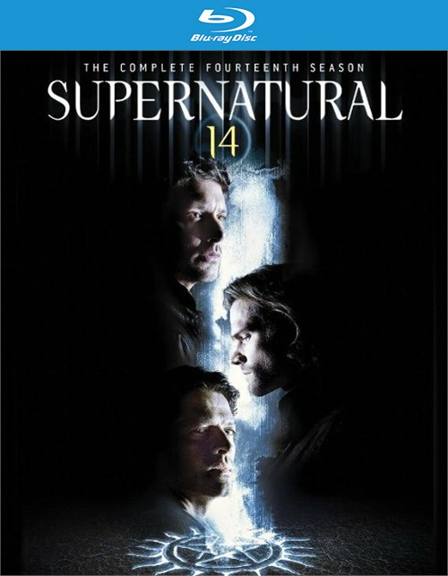 Supernatural: Complete 14th Season (BLURAY/DIGITAL)
