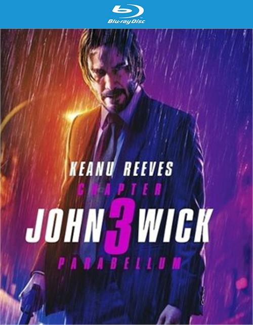 John Wick: Chapter 3 Parabellum (4K/BLURAY/DIGITAL)