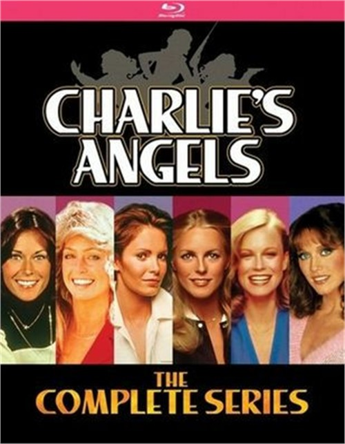 Charlies Angels: The Complete Series (BLU-RAY)