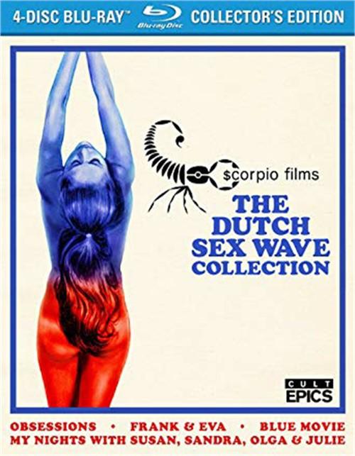 Scorpio Films: The Dutch Sex Wave Collection (BLU-RAY)