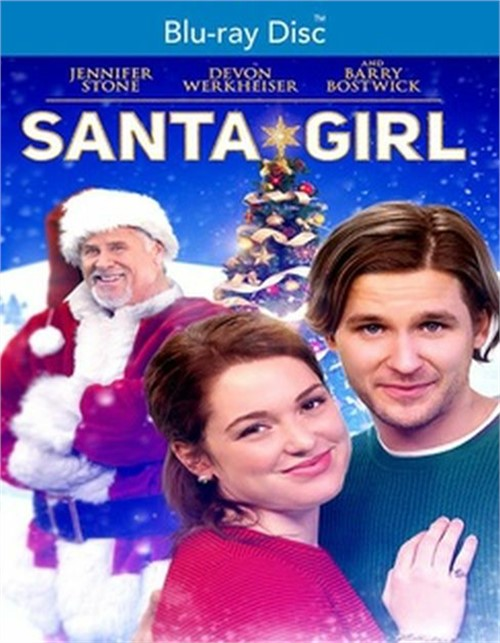Santa Girl (BLU-RAY)