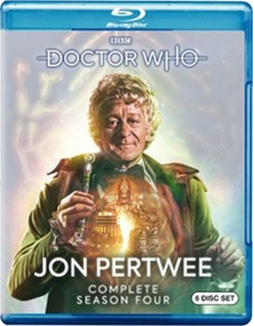 Doctor Who: Jon Pertwee Complete Season Four (BLU-RAY)