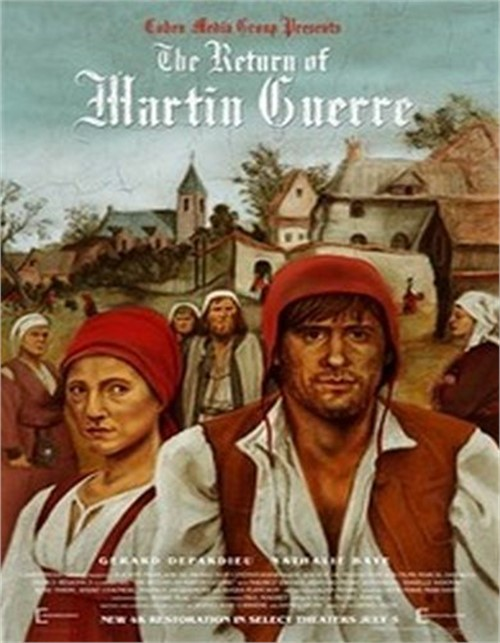 Return Of Martin Guerre, The (BLU-RAY)