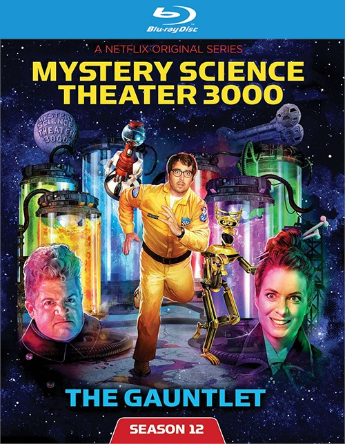 Mystery Science Theater 3000 Season 12: The Gauntlet