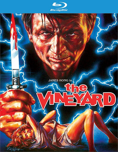 Vineyard, The (BLU-RAY+DVD)