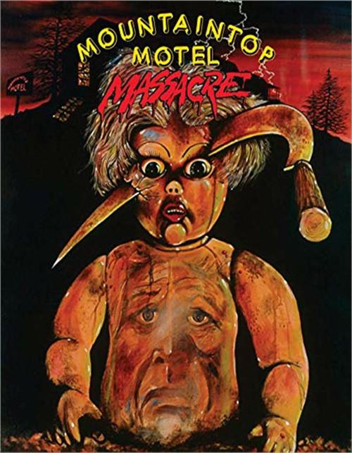 Mountaintop Motel Massacre (BLU-RAY+DVD)