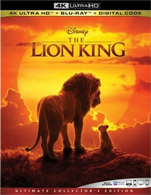 Lion King, The (4K-UHD/BLU-RAY/DIG)