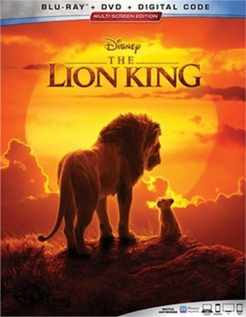 Lion King, The (BLU-RAY/DVD/DIG)