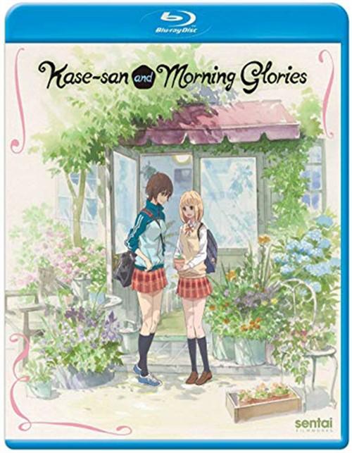 Kase: San & Morning Glories (BLU-RAY)