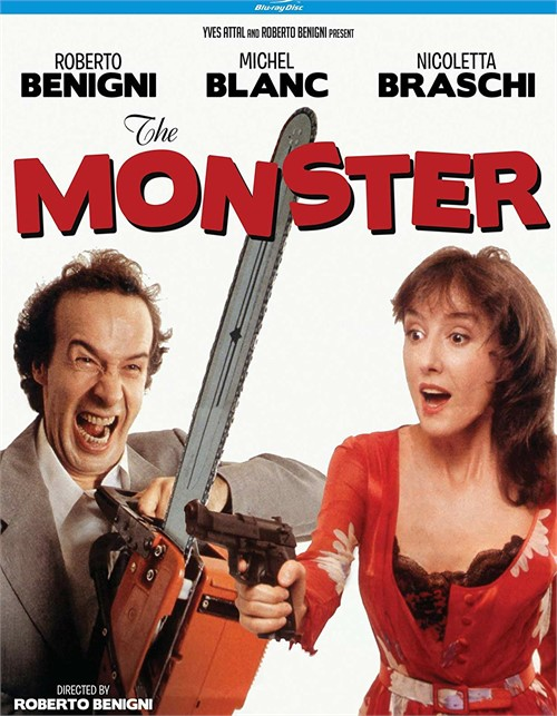 Monster, The (BLU-RAY)
