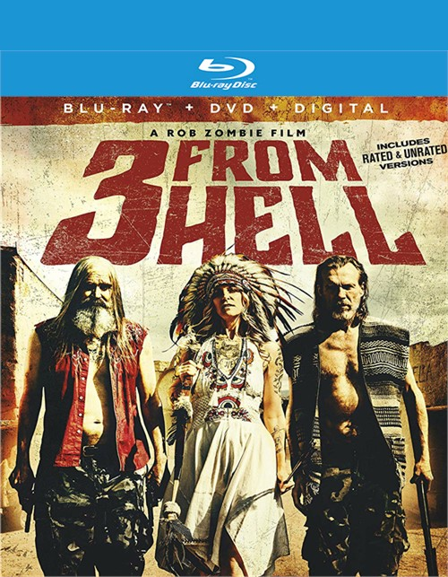 3 from Hell (Blu+DVD+DIG)