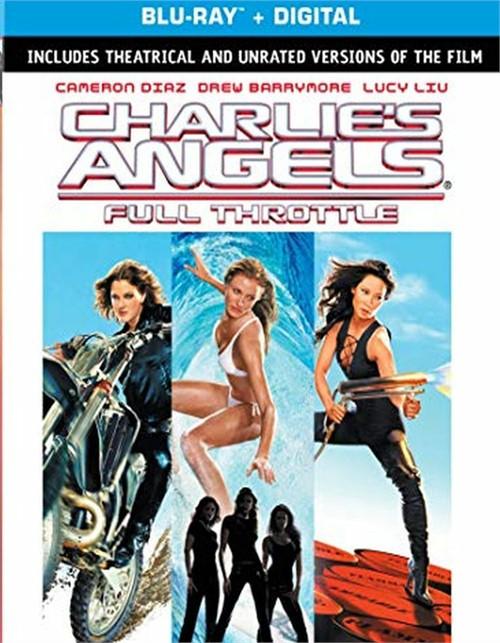 Charlies Angels: Full Throttle (Blu-ray+Digital)