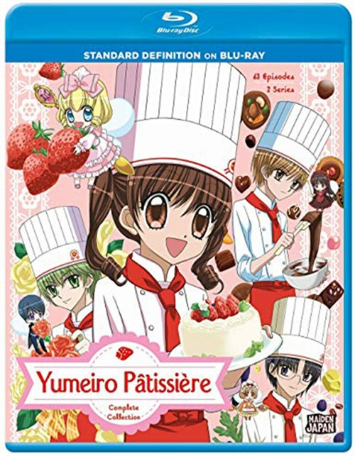 Yumeiro Patissiere: The Complete Collection