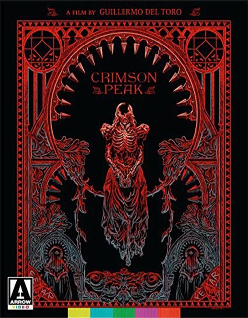 Crimson Peak (Blu-Ray/LTD)