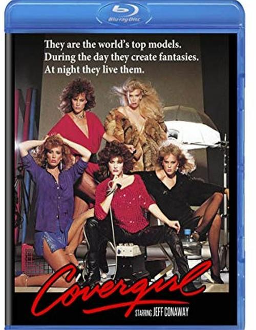 Covergirl (Blu-ray)