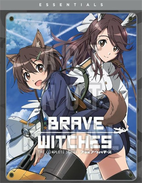 Brave Witches: The Complete Series-Essentials (BLU-RAY)