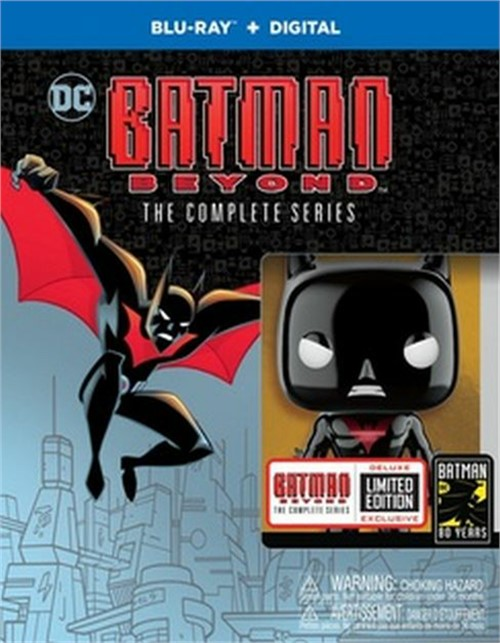 Batman Beyond: The Complete Series Limited Edition(Blu-ray+Digital)