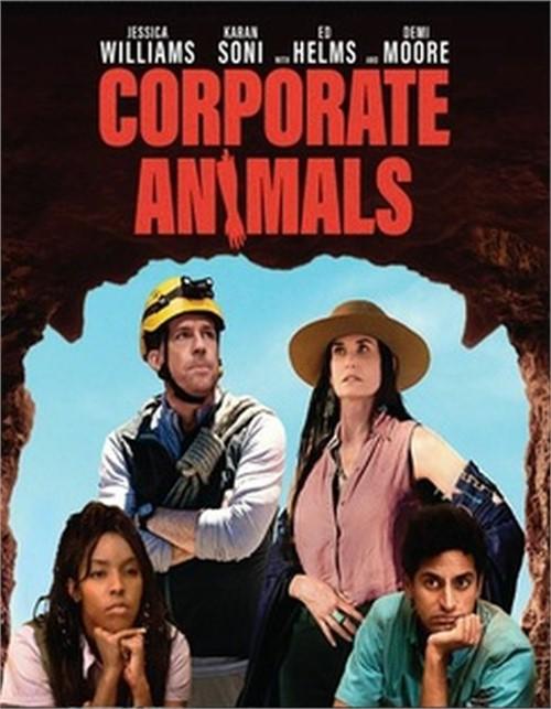 Corporate Animals (Blu-ray)