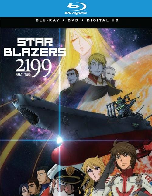 Star Blazers 2202: Space Battleship Yamato: Part Two (Blu-Ray+DVD+Digital HD)