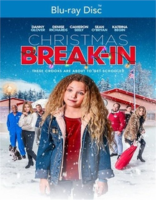 Christmas Break-In (Blu-ray)
