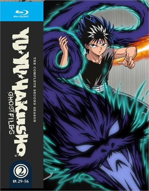 Yu Yu Hakusho: Season 2 Steelbook (Blu-ray+Digital)