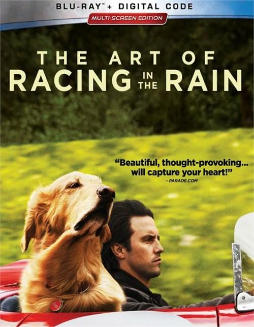 Art of Racing in the Rain, The (Blu-ray+Digital)