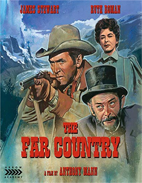 Far Country, The (Blu-ray+DVD)