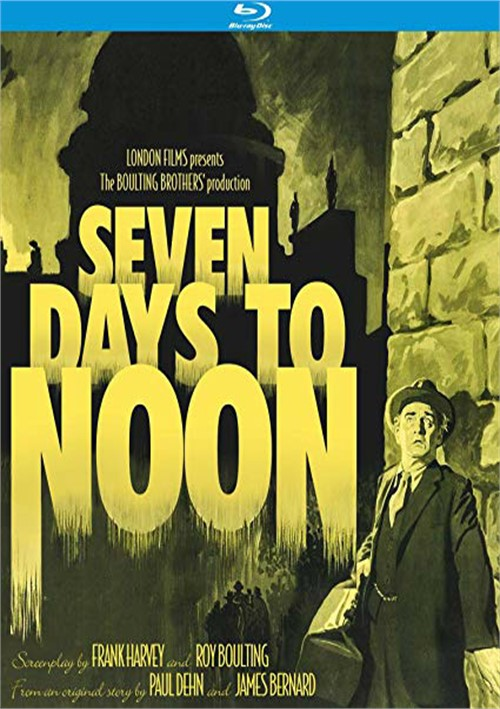 Seven Days To Noon (Blu-ray)