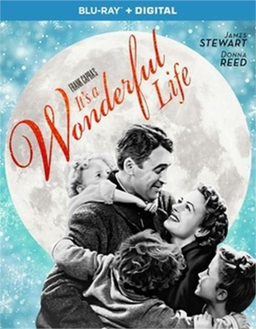 Its A Wonderful Life (Blu-ray+Digital)