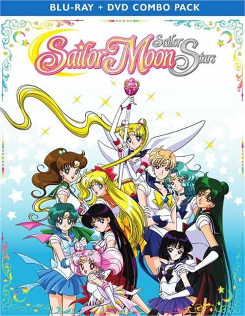Sailor Moon Sailor Stars: Season 5, Part 2 (Blu-ray+DVD)