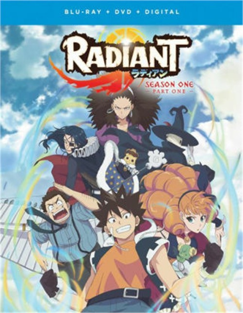 Radiant: Season 1, Part 1 (Blu-ray + DVD+Digital)