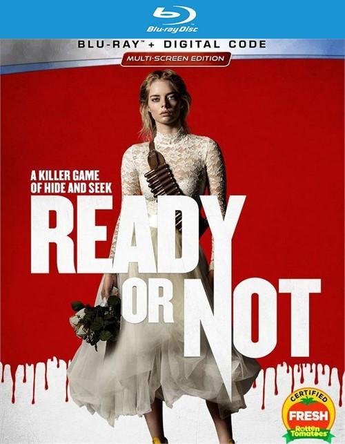 Ready or Not (Blu-ray + Digital)